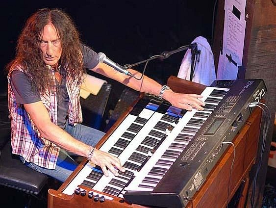 July Morning (Uriah Heep) Ken Hensley