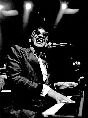 Mess around Ray Charles