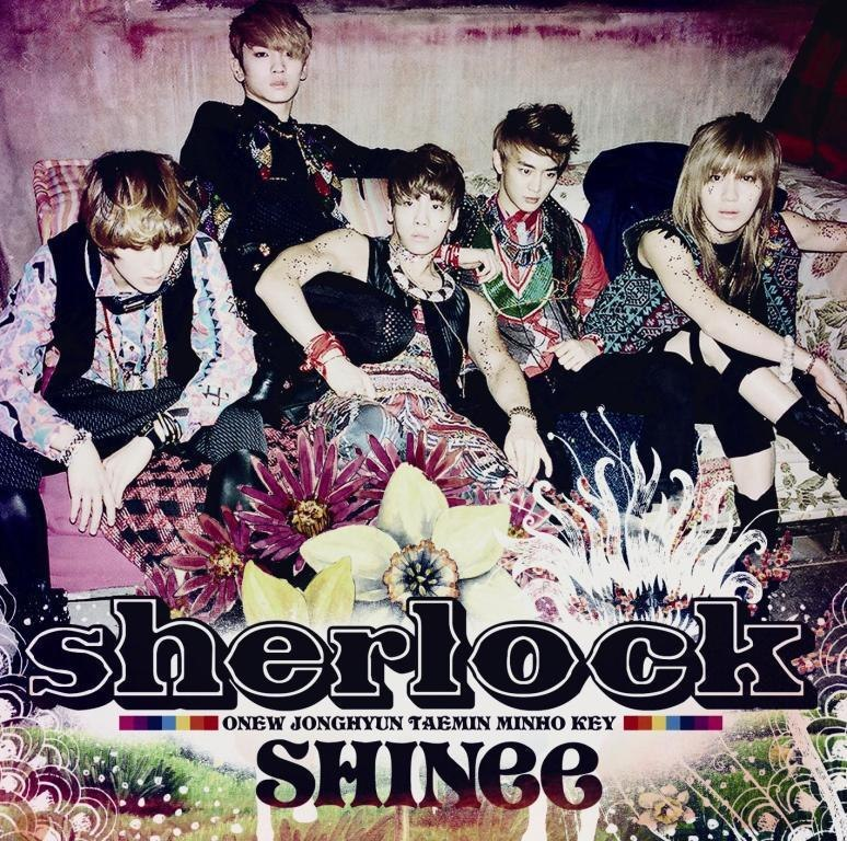 Sherlock (Japanese Version) SHINee