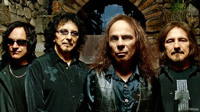 Bible Black Ronnie James Dio
