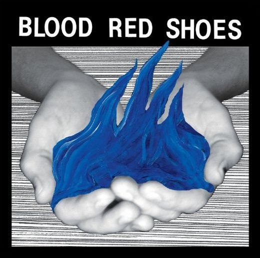 Light It Up Blood Red Shoes