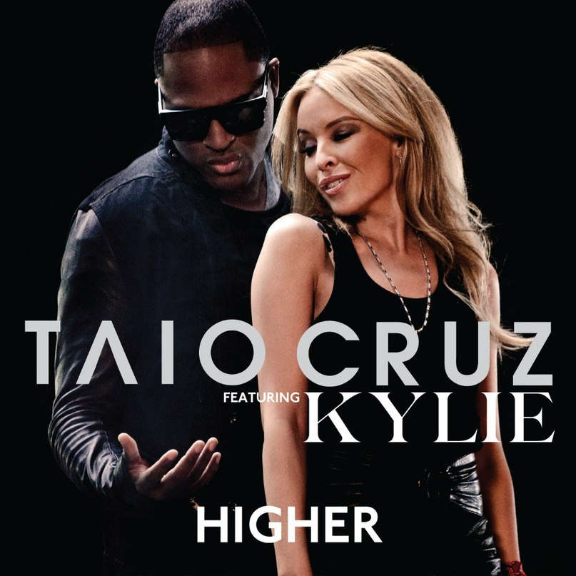 Higher Taio Cruz feat. Kylie Minogue