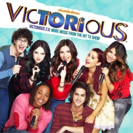 Victoria Justice - Beggin' On Your Knees Виктория - Победительница (Victorious) - 2011