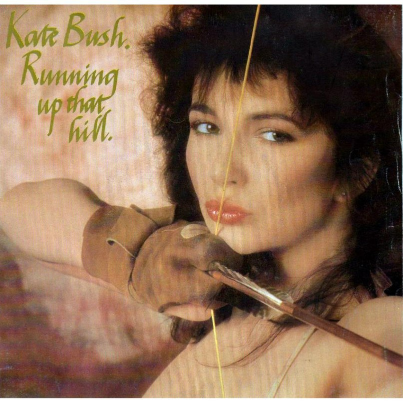 Running up That Hill Kate Bush