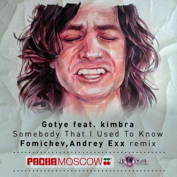 Somebody that I used to know (remix) Gotye feat. Kimbra