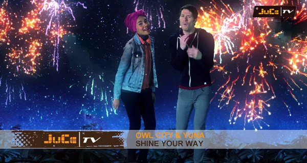 Shine Your Way Owl City & Yuna