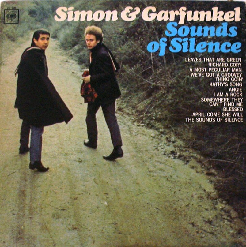 The Sounds Of Silence Simon & Garfunkel