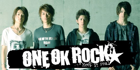 Keep It Real ONE OK ROCK