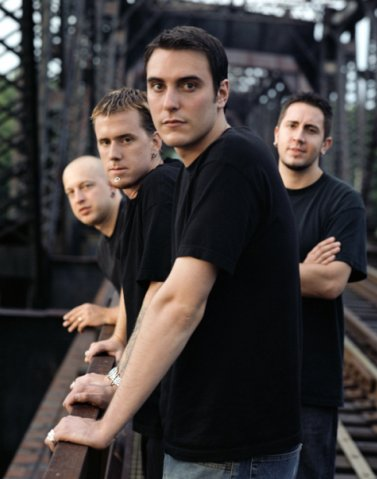 Here We Are Breaking Benjamin