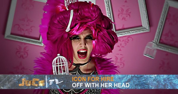 Off With Her Head Icon For Hire