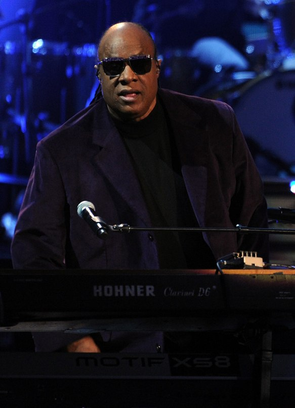 I Just Called To Say I Love You Стиви Уандер (Stevie Wonder).