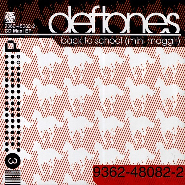 Back To School Deftones