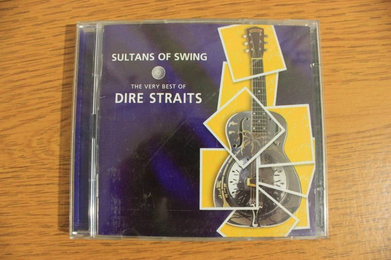 Sultans Of Swing Dire Straits & Mark Knopfler