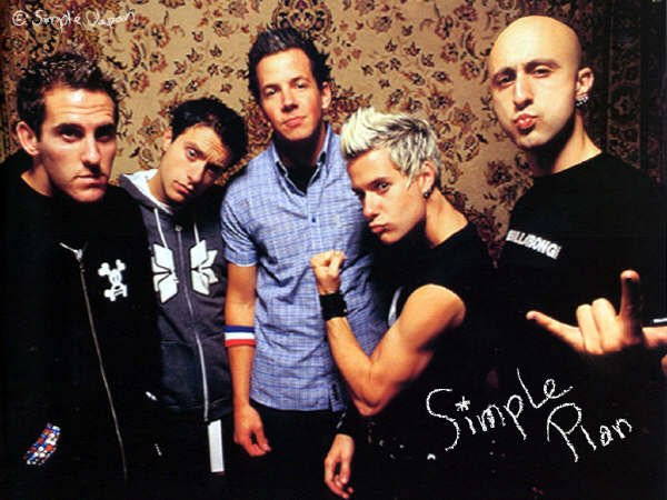 Shut Up Simple Plan