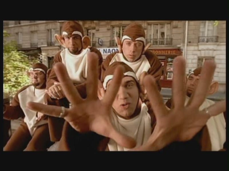 The Bad Touch The Bloodhound Gang