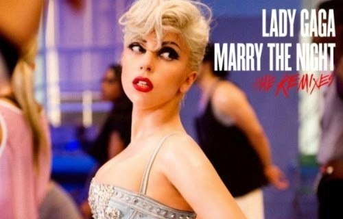 Marry The Night Lady Gaga