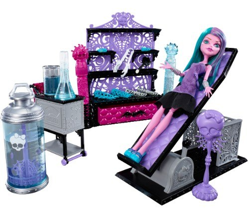 Monster High Школа монстров на английском