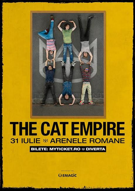 The Lost Song (OST сериал Кухня) The Cat Empire