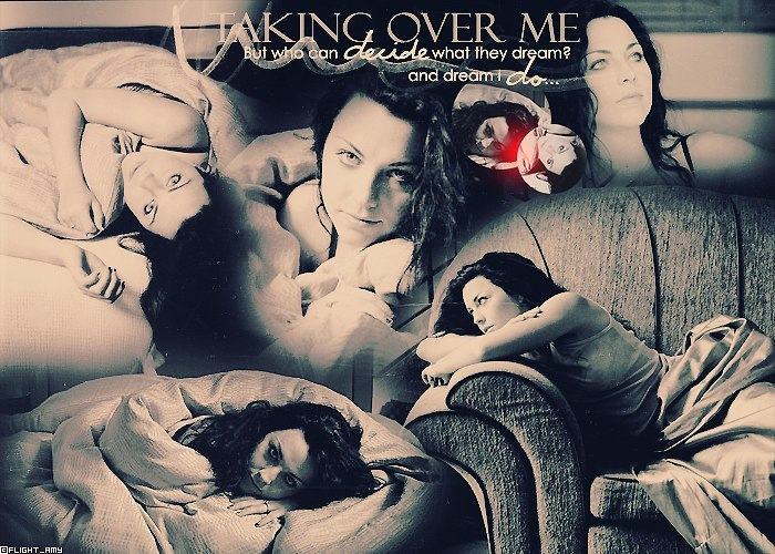 Taking Over Me Evanescence