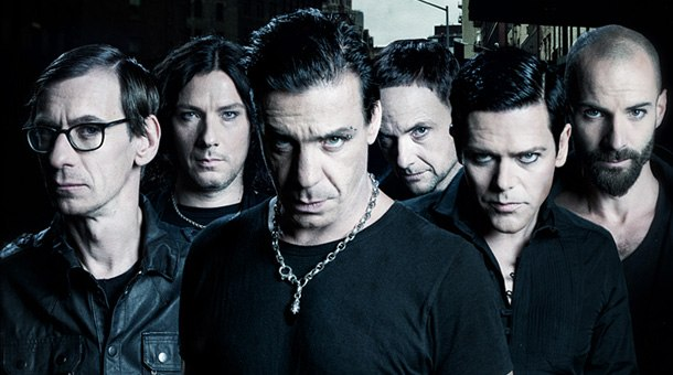 Demons (new single 2011!) Rammstein