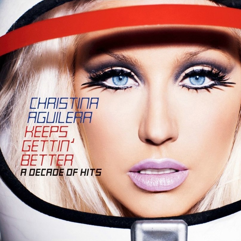 Keeps Gettin' Better Christina Aguilera