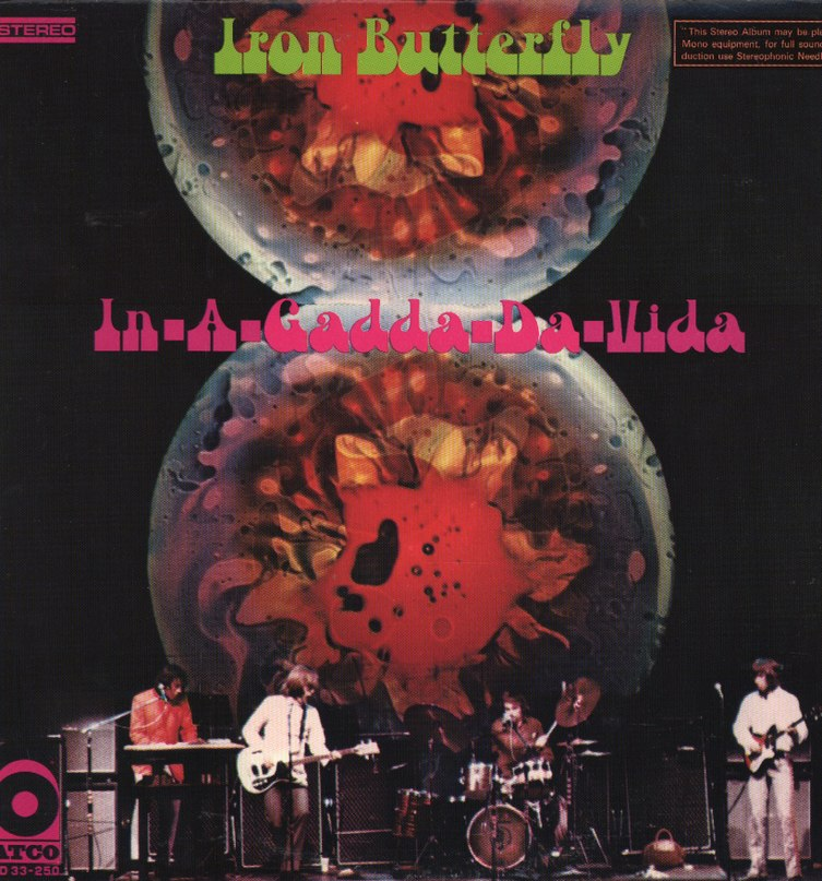In-A-Gadda-Da-Vida Iron Butterfly