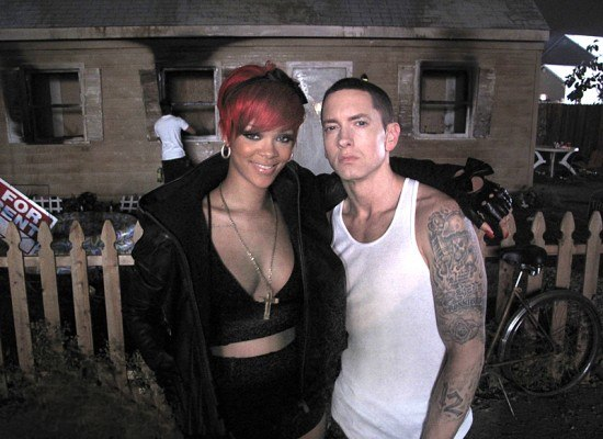 love the way you lie Слова Eminem feat. rihanna