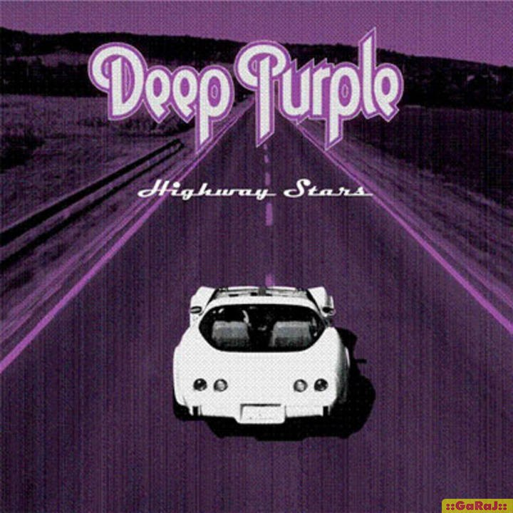 Highway Star Deep Purple