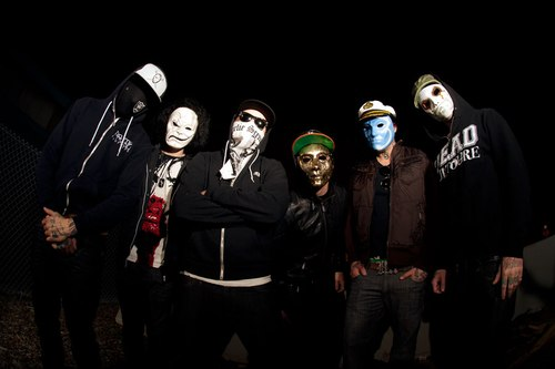 Bottle And A Gun Hollywood Undead
