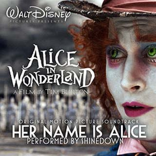 Shinedown / Her Name Is Alice Johnny Depp
