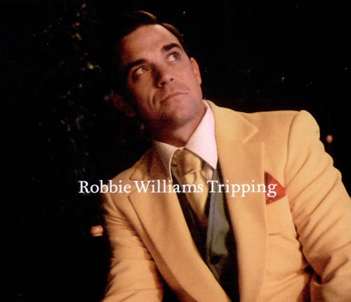 Tripping Robbie Williams