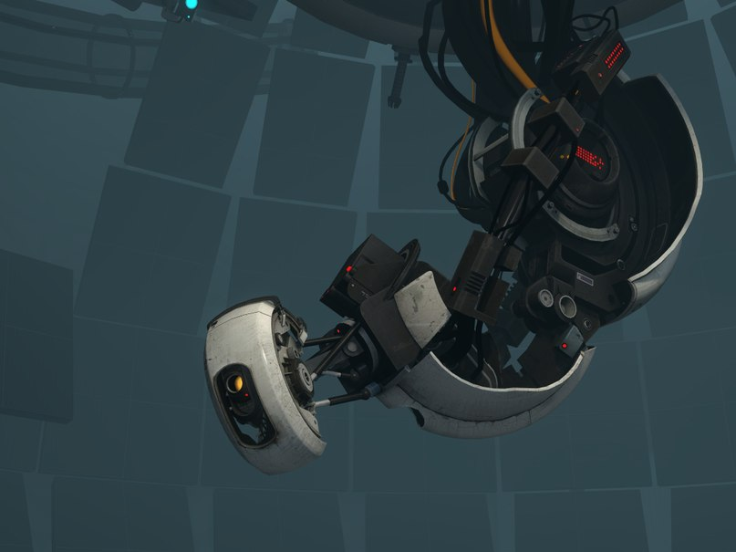Want you gone (Portal 2 OST) GLaDOS