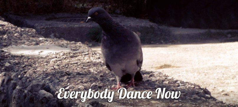 Everybody Dance Now Эври бари