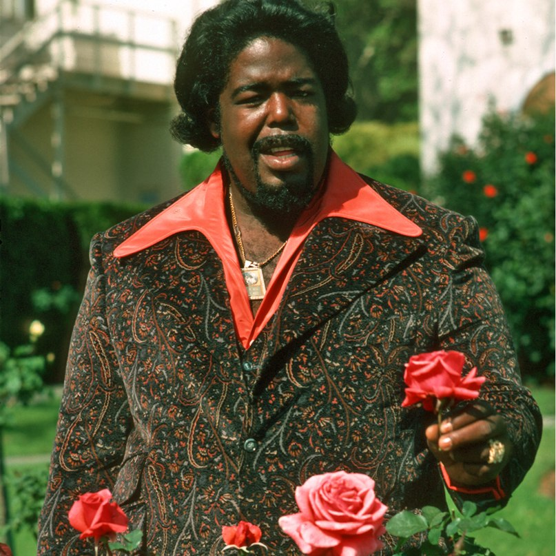 Never ever Gonna Give You Up Barry White