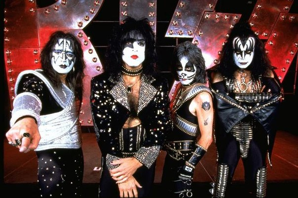 Detroit Rock City Kiss рок группа