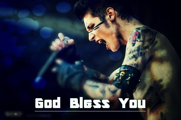 God Bless You Black Veil Brides