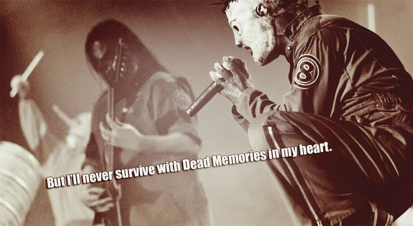 Dead Memories Slipknot