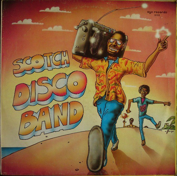 Disco band SCOTCH