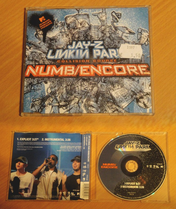 Numb/Encore Jay-Z And Linkin Park
