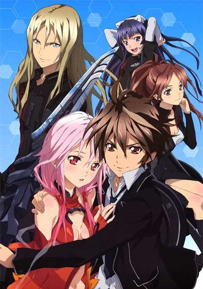 2 опенинг Guilty Crown / Корона вины