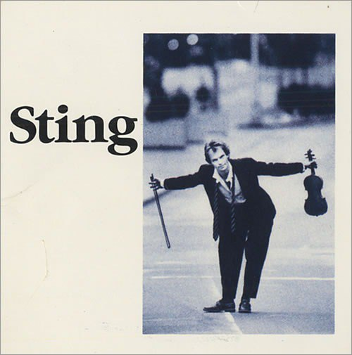 Englishman in New York Sting