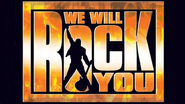 We will rock you Five feat. Queen