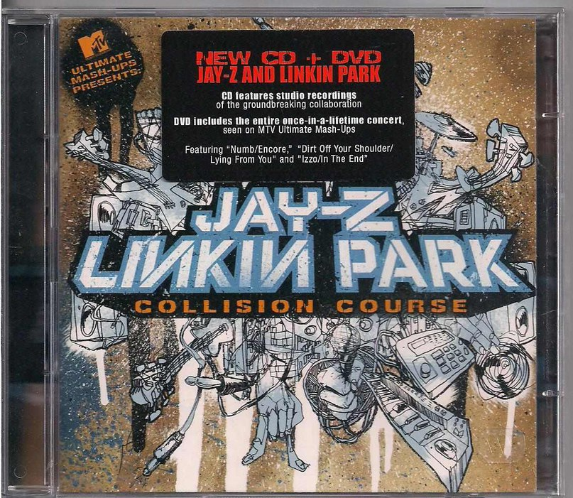 Dirt Off Your Shoulder/Lying From You Linkin Park & Jay-Z