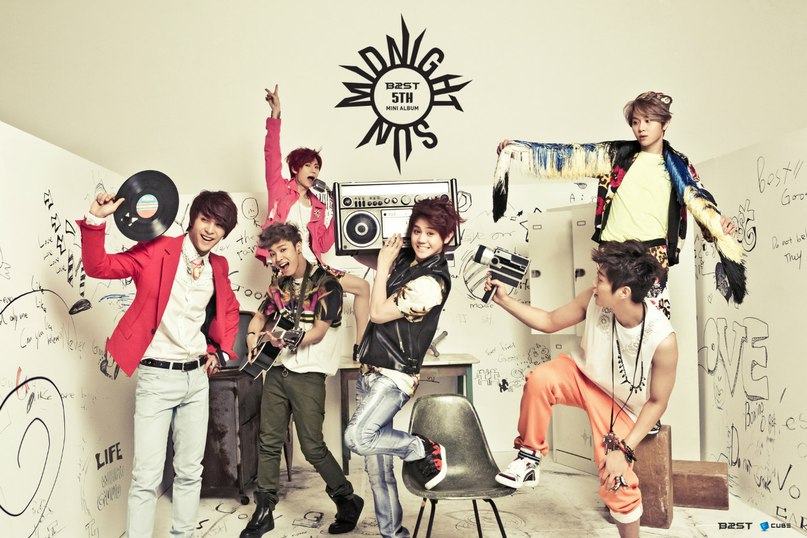 Fiction (Japanese Version) BEAST / B2ST