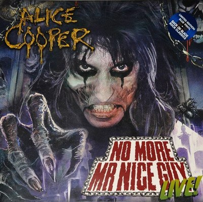 No More Mr. Nice Guy Alice Cooper