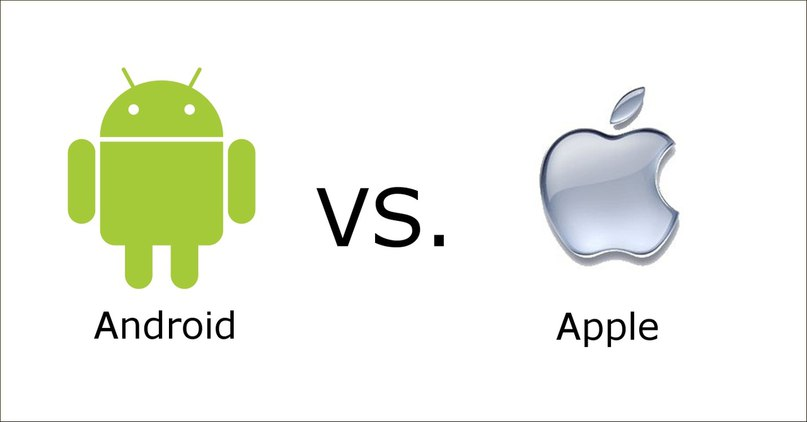 IOS vs Android CrazyMegaHell