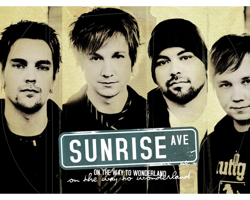 Forever yours Sunrise Avenue