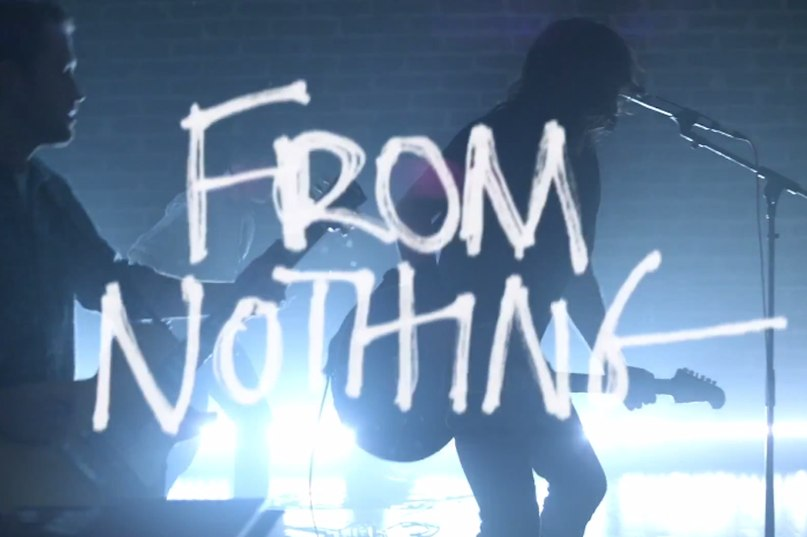 Something From Nothing Foo Fighters