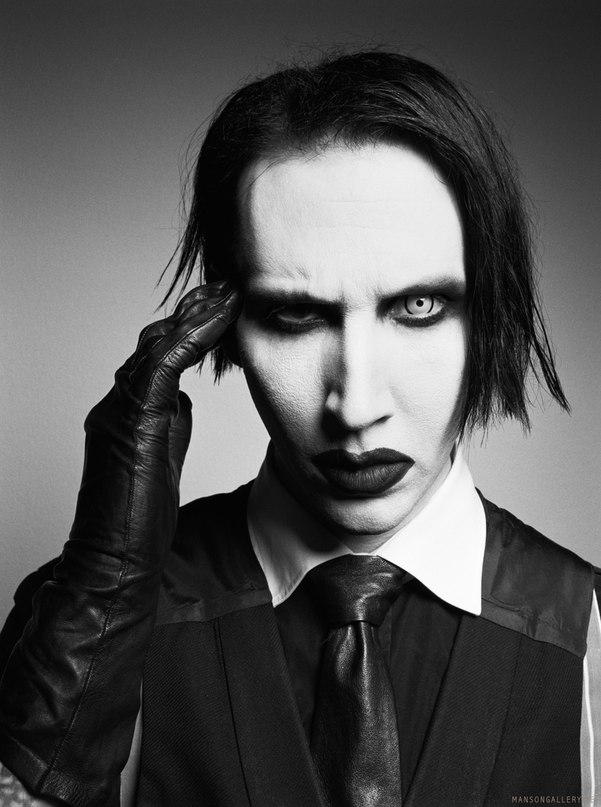 Sweet Dreams (минус) Marlin Manson