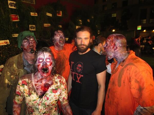 The Walking Dead Party! Date My Recovery